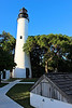 When the U.S. gained control of Florida and the Keys from Spain in 1821, the government quickly realized Key West's importance as a harbor and the necessity for a lighthouse.