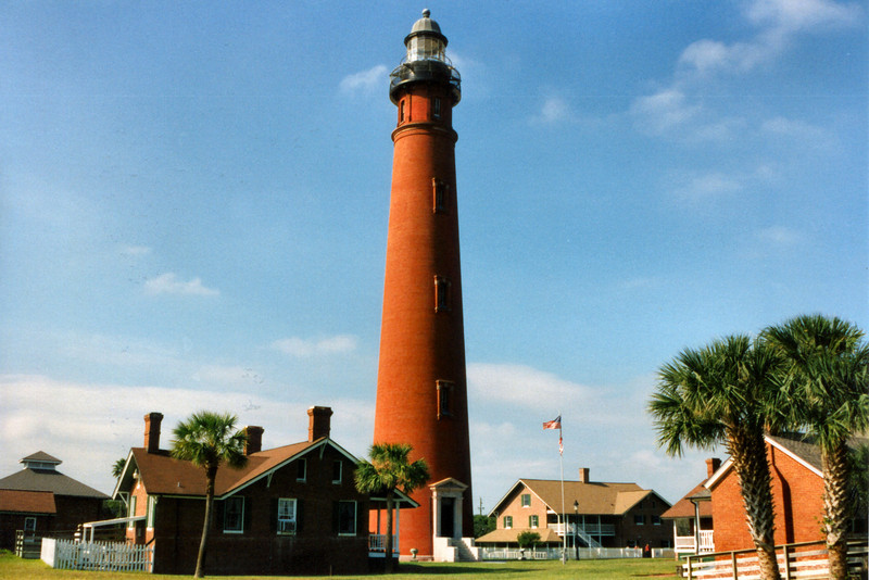 In 1926 realizing the name 'Mosquito Inlet' was a deterrent to real estate sales, the community decided to rename itself 'Ponce de Leon Inlet'. At this time the name of the lighthouse tower changed as well.