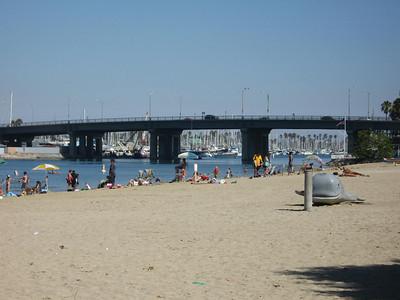 Marine Park & 2nd St Bridge - LBC