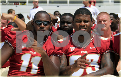 LB Vince Williams & DT Everett Dawkins