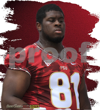 Fr DL Eddie Goldman - Eddie's having an incredible Camp...  Look for him to contribute early.