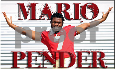 Mario Pender - will MRS