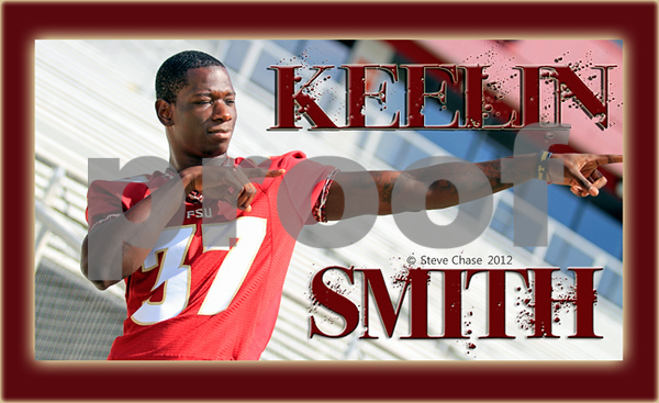 Can CB Keelin Smith win the job left vacant by Greg Reid?