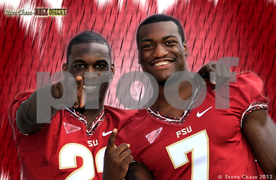LB Telvin Smith & Christian Jones
