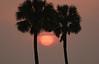 Easter sunrise over Lake Monroe, Sanford