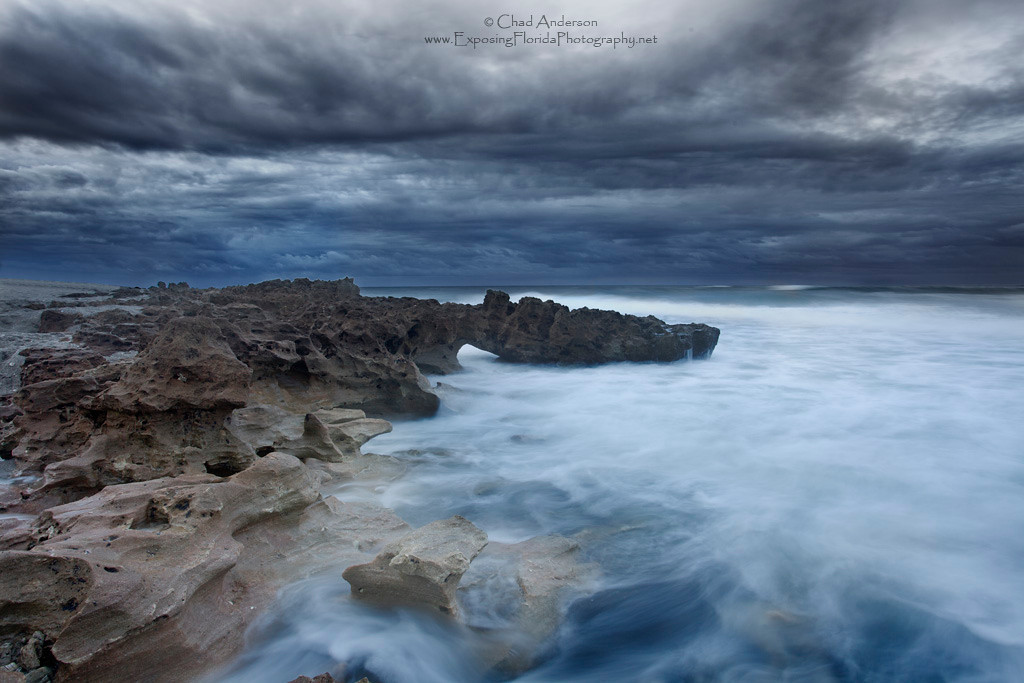 """Blowing Rocks Storm"""