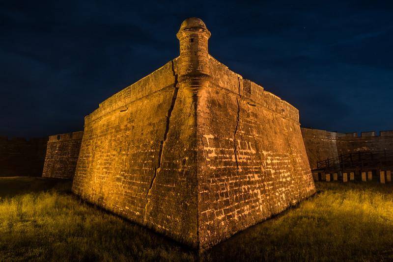 Night at the Castillo