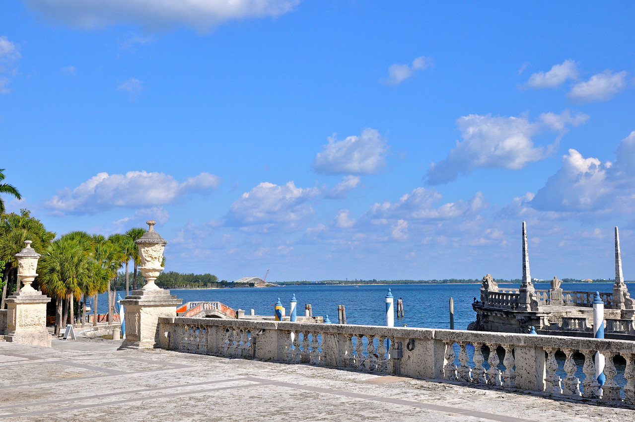 Vizcaya in Coconut Grove
