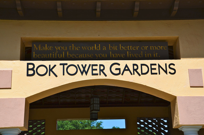 Bok Tower Gardens and Carillon