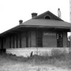 Next Two Photos is Depot Prior to Purchase; 1971-72, purchased in 1973