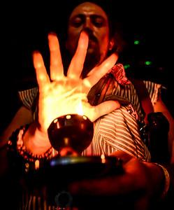 Pele Fire Hand