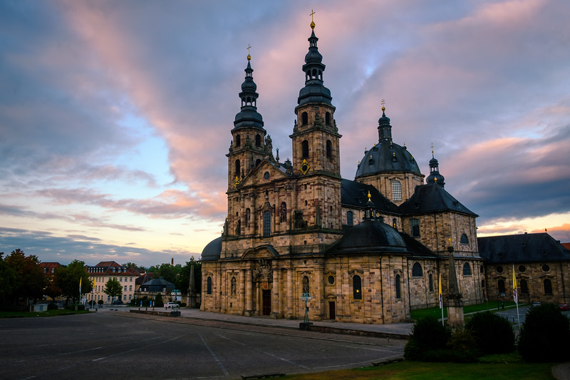 fuldaer dom | fulda, germany