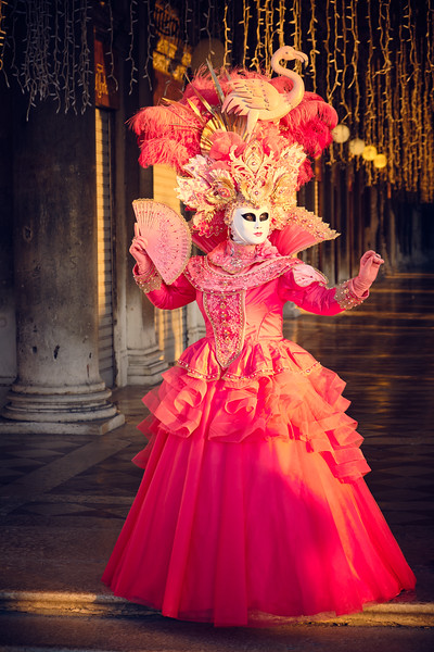 faces of carnival ii | venice, italy