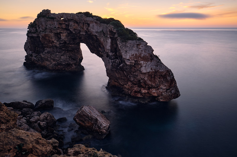 the big bridge | mallorca, spain