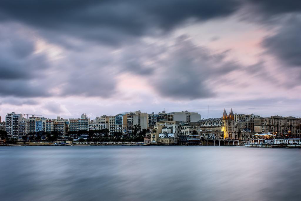 Begining | Sliema, Malta