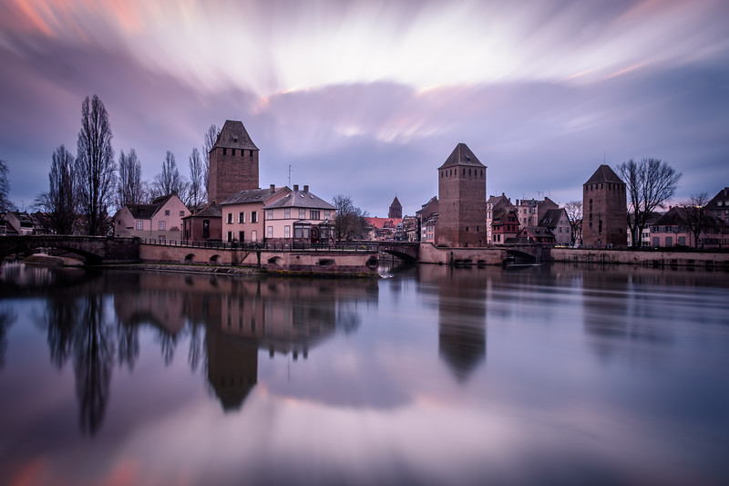 ponts couverts | strasbourg, france