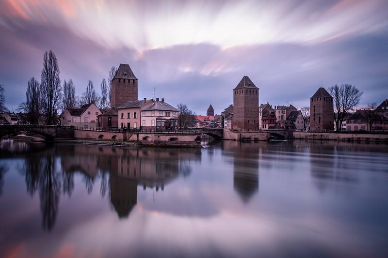 ponts couverts | strasbourg, france