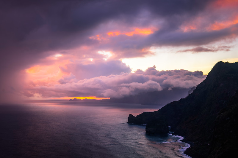 the battle | madeira, portugal