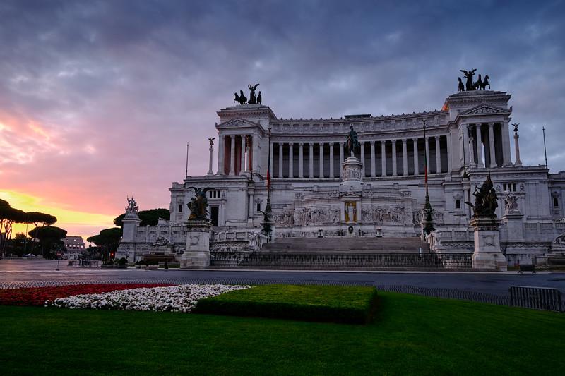 altar | rome, italy