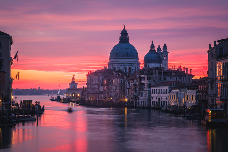 music of the rising sun ii | venice, italy