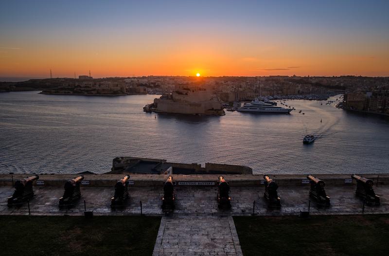 grand harbour | valletta, malta