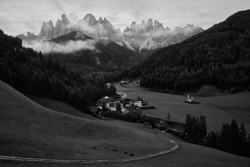 crowned valley ii | südtirol, italia