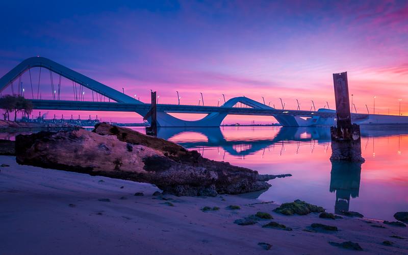 the bridge | abu dhabi, uae