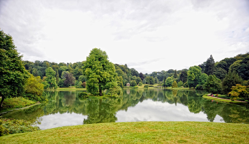 Stourhead Gardens, Wiltshire.