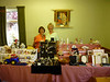 The Wives Group Stall - an Aladdin`s Cave of pretty bric-a-brac and trinkets