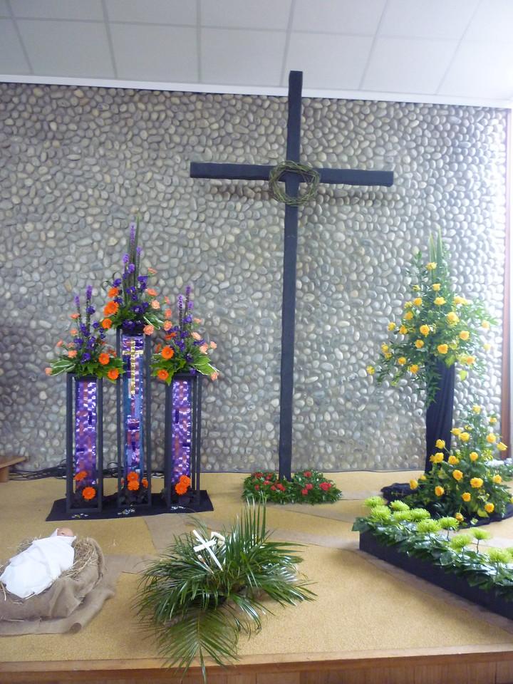 19.... Jesus` journey to the Cross