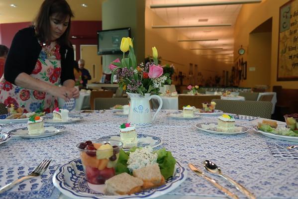 Flower Guild Luncheon