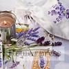 lavendel pin decoration