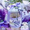 lavender soap decoration