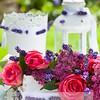 summer garden flower box