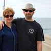 Diane and Sean - Ocean Beach, San Diego, CA - 2011