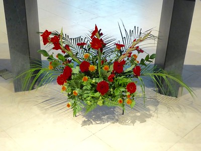Flowers 16 September