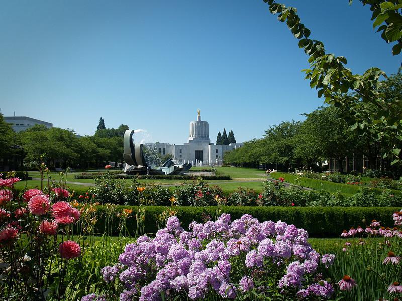 State Capital, Salem, Oregon