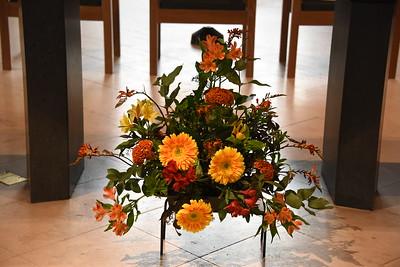 Flowers Pentecost 2018