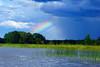 Huge Rainbow in Northern Michigan 2006
