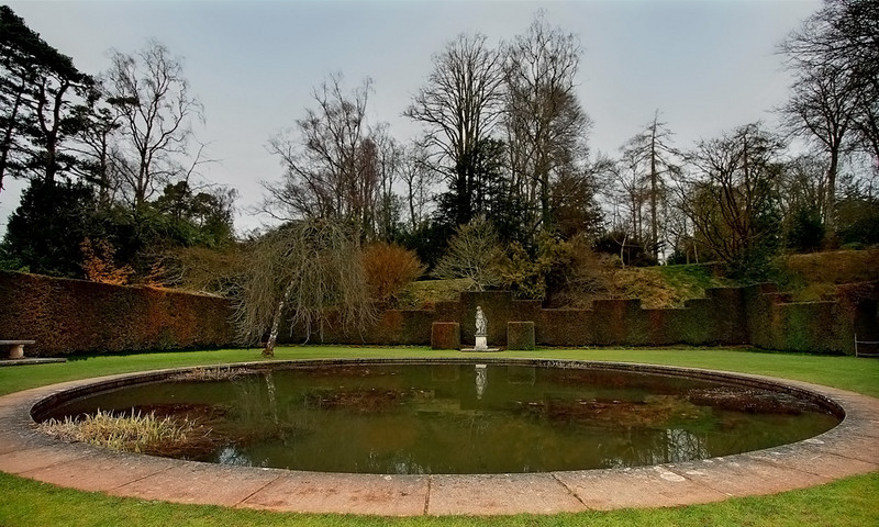 Knighsthayes Garden