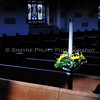 Chapel Flowers, U.S. Naval Academy, Annapolis, Maryland