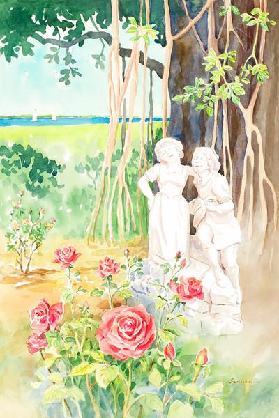 Rose Garden Serenade