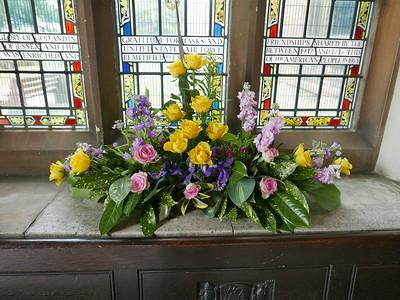 Flowers for Sunday 25 June 2017
