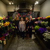 KRISTOPHER RADDER — BRATTLEBORO REFORMER<br /> Workers at Halladay's Flowers & Company, in Bellows Falls, Vt., make colorful floral arrangement as they get ready for Valentine's Day on Wednesday, Feb. 5, 2020.  Halladay's Flowers & Company will be exchanging hands as Marsha Austin will be buying the shop from Kathleen Govotski.