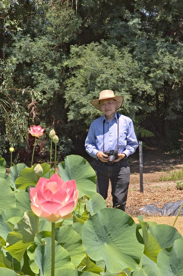 20080103_1253 Blue Lotus Water Garden