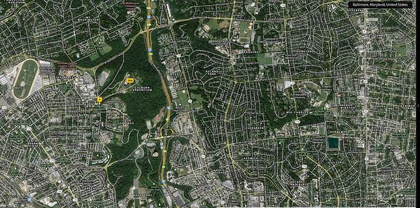 2013/07/13 Cyburn Arboretum, Baltimore, MD