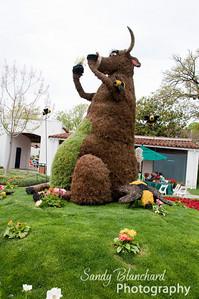 Dallas Arboretum - April 2010