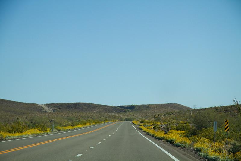 American Highways, Arizona