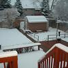 Spring snowstorm - May 13, 2008