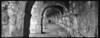 Under the amphitheater at Aspendos, Turkey